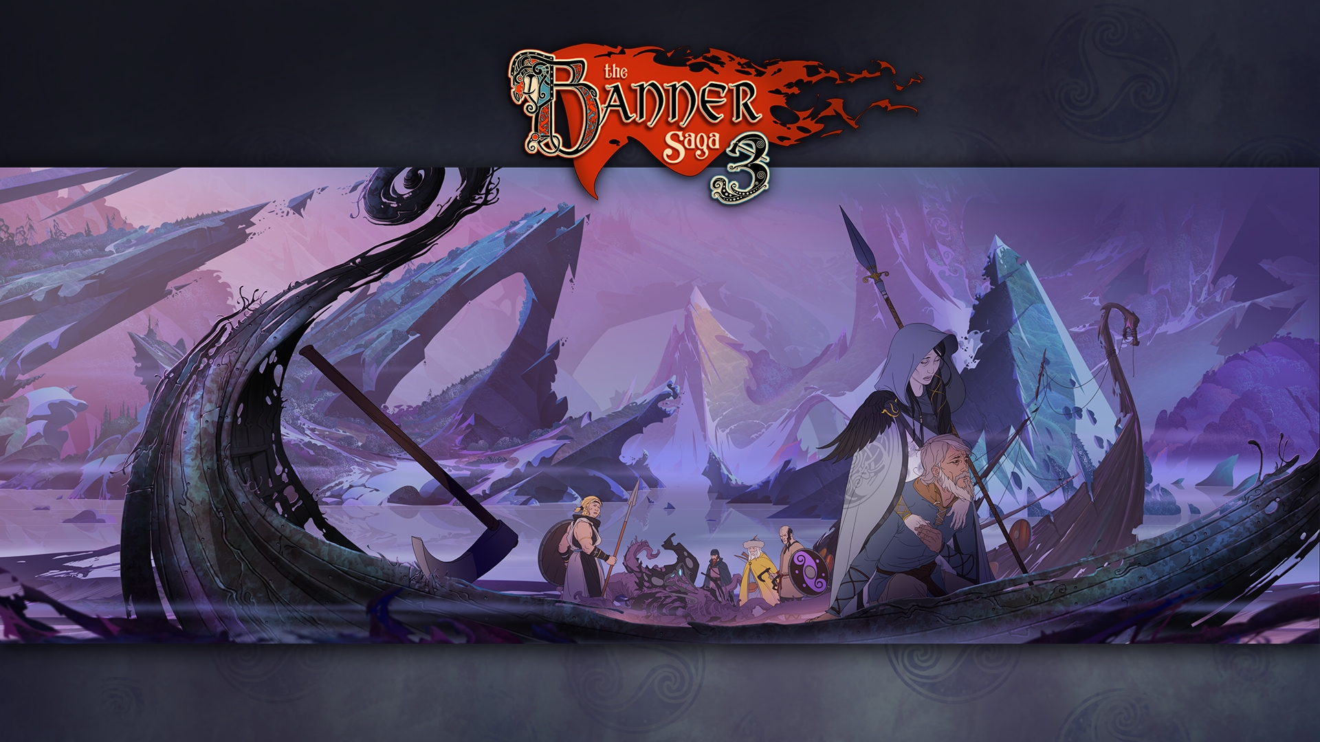THE BANNER SAGA 3 ETERNAL ARENA (CODEX)