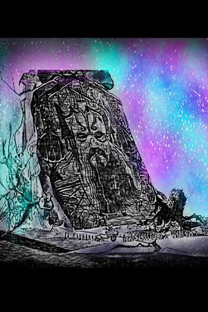 Godstone Blue and Purple - Madeline B Resized